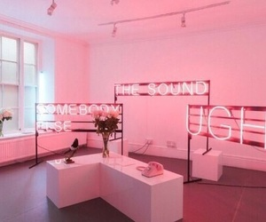 pink, the 1975, and aesthetic image