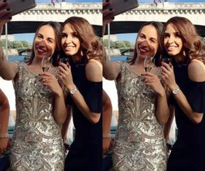 dresses, sisters, and danielle peazer image