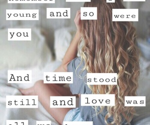 aesthetic, quotes, and romance image