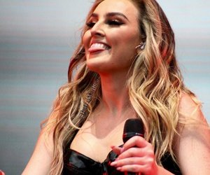 perrie edwards, little mix, and tour image
