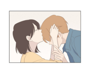 webtoon, cute, and our relationship is image