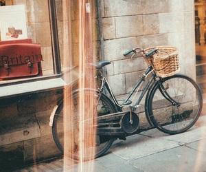 bicycle, indie, and street image
