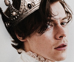 Harry Styles, king, and harry image