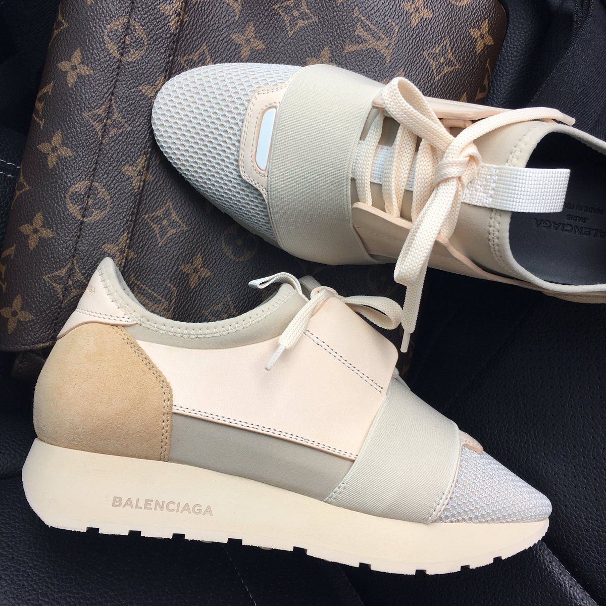 Balenciaga Runners x Louis Vuitton