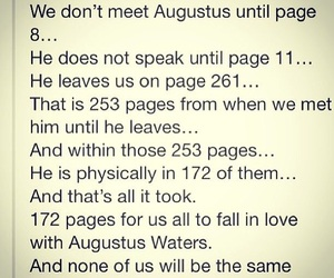 the fault in our stars, augustus waters, and tfios image