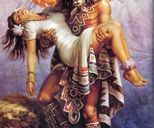 aztec, mexican, and mexico image