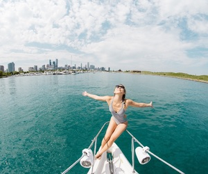 travel, wanderlust, and summer vibes image
