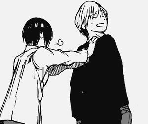 manga, these two, and ken kaneki image