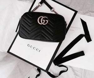gucci, fashion, and black image