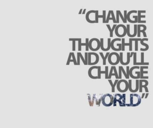 quotes, world, and change image