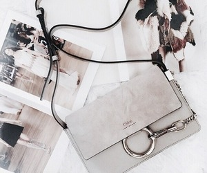 fashion, bag, and chloe image