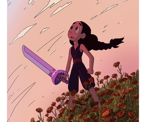 connie and steven universe image