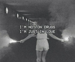 love, drugs, and grunge image