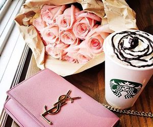brand, starbuck, and coffee image