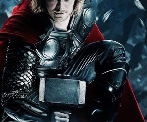 Marvel, superheroes, and thor image