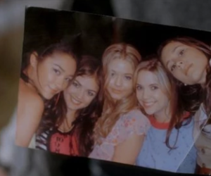 best friends, gold, and lucy hale image
