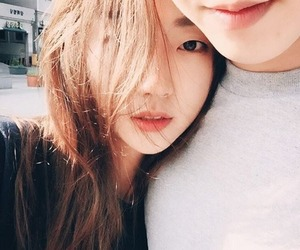 love and ulzzang image