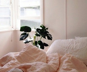 aesthetic, room, and bed image