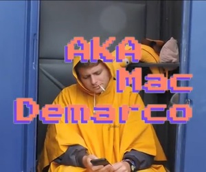 retro, mac demarco, and macdemarco image
