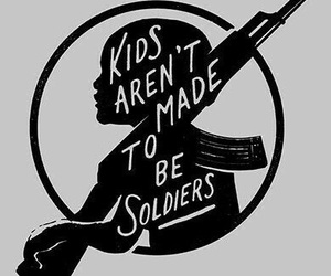 kids, quotes, and soldiers image