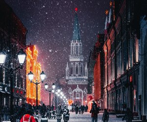 beautiful, city, and moscow image