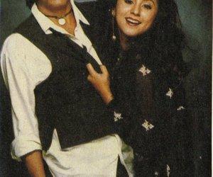 shahrukh khan, urmila matondkar, and chamatkar image