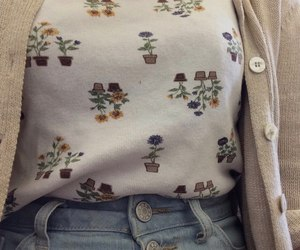 indie, aesthetic, and flowers image