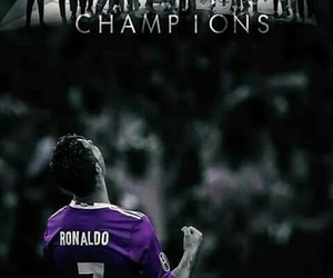 wallpaper, cr7, and realmadrid  image