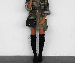 camo, style, and style goals image