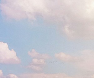 cloud, cotton candy, and sky image