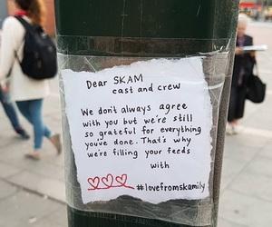 skam and skam cast image