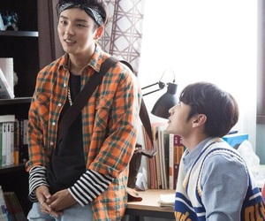 kdrama, yoon si yoon, and kim min jae image