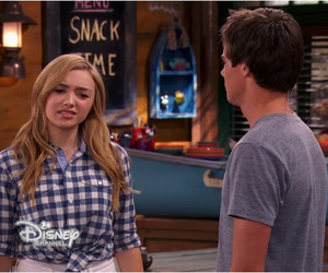 disney channel, peyton list, and kevin quinn image