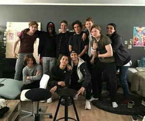 skam and balloon squad image