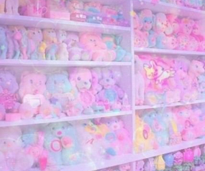 bears, cute, and pastel image