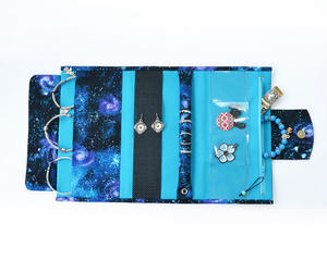 etsy, jewelry bag, and earring organizer image