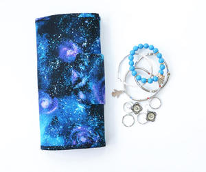 etsy, earring organizer, and galaxy image