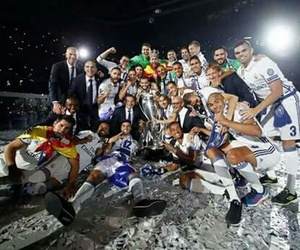 ‎realmadrid‬ ‪, halamadrid, and campeones image