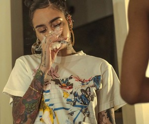 kehlani and Tattoos image