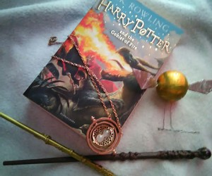 books, harry potter, and movies image