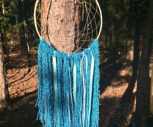 dreamcatcher, wall hanging, and dreamcatchers image