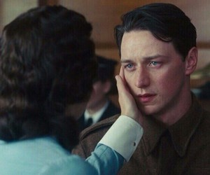 atonement, james mcavoy, and movie image