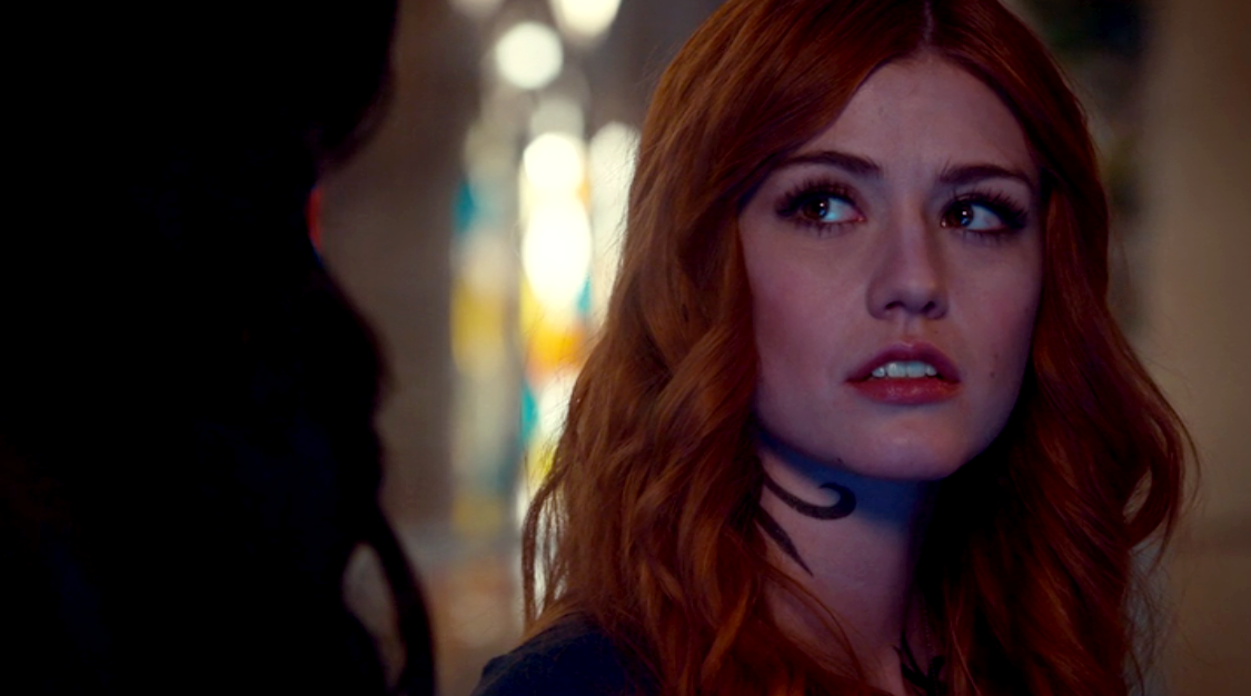 clary fray and shadowhunters image