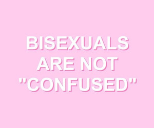bisexual, equality, and quote image