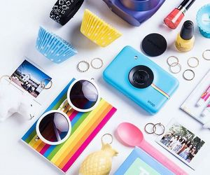 accessories, colorful, and nail polish image