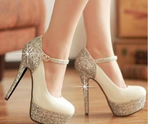 cool, fancy, and shoes image