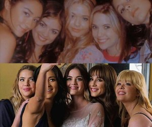 pretty little liars, pll, and pllforever image