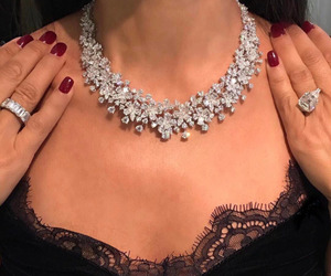 luxury, diamond, and fashion image