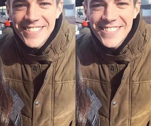 the flash, thomas grant gustin, and grant gustin image