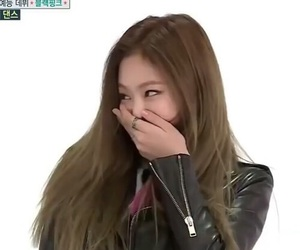 jennie, blackpink, and meme image
